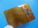 Livro verde da máscara de Solda da Placa de Circuito de PCB protótipo rápido PCB Rogers