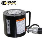 cilindri idraulici a semplice effetto leggeri di capienza 10-90ton piccoli