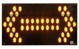 Alto segnale stradale chiaro infiammante della freccia di luminosità LED