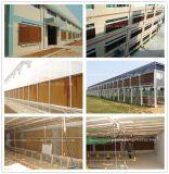 Verdampfungskühlung-Auflage für grünes Haus-Geflügelfarm