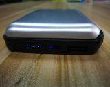 De portefeuille die Uw Telefoon de AtoomPortefeuille van de Last met RFID belast