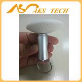 Mini limpador de nódoas da venda quente para o Tag do golfe e o gancho Lock