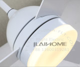 Lumière blanche de ventilateur de plafond de C.C avec largement la chaîne à télécommande 110-240V de tension