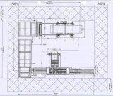 Cadena de producción del papel de copia del corte de hoja del papel de copia A4 Machine/A4