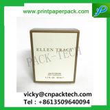 Caja de papel de embalaje plegable con camisa de lápiz labial de crema de perfumes cosméticos Don