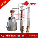 линия дистиллятор машинного оборудования продукции пива оборудования пива 1000L водочки