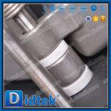 Задерживающий клапан вафли внутренней подкладки полно EPDM Didtek двойной плиты