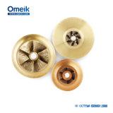 Rotor rotor de Latón de cobre / / El impulsor de bronce de la bomba de agua