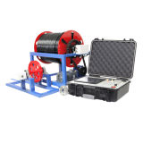 Inspeção de poços de água e câmara de perfuração profunda Câmara de inspecção subaquática