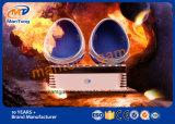 Películas de los efectos especiales del cine del huevo 9d Vr de 360 grados