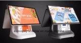 Icp-E8800pi единого емкостного сенсорного экрана с кассовых окна7/58мм принтер для системы POS/супермаркет/ресторан/розничная торговля