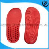Plantas del pie de EVA de la alta calidad/plantas del pie del zapato del hombre de EVA