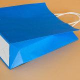Preço baixo sacos de papel colorido para compras