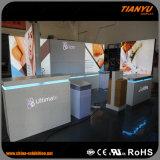 Modularer Anzeigetafel-Ausstellung-Stand