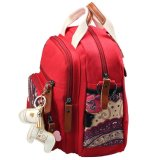 Мешок мамы портмона плеча сумки мешка пеленки младенца Multipockets