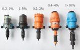 Ilot 1-10% 물 몬 비례적인 비료 화학 인젝터 펌프