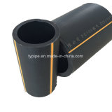 160 мм черного цвета PE трубопровода подачи газа