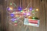 """عيد ميلاد المسيح زخرفة جديد 18 """" شفّافة هليوم [بوبو] منطاد+[لد] خيط أضواء"""