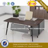 メラミンオフィス表の木のテーブルの上の事務机(HX-8N2078)