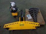 Elektrische hydraulische Rohr-Bieger-Stahlrohr-verbiegende Maschine (HHW-2D)