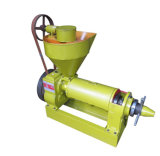 Expulsor de óleo de amendoim elétrico semiautomático (YZYX90-2)