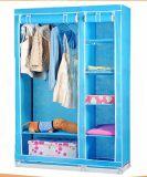 Duurzaam Huishouden die de Garderobe van de Polyester voor de Kleren en de Schoenen van de Opslag vouwen