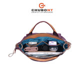 Chubont hohe Qualilty Nylon+Micro Faser-materielle Form-Dame-Handtasche