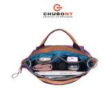 Chubont高いQualilty Nylon+Microのファイバーの物質的な方法女性ハンドバッグ