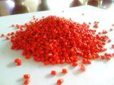 O plástico recicl o enchimento material Masterbatch da cor