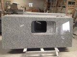 Le thé Barry / comptoir en granite de haute qualité