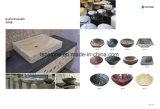 Natürliches Granit-/Marmorsteinbehälter-Bassin/Wanne für Badezimmer-Möbel