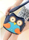 새 모양 만화 메신저 부대 어깨에 매는 가방 여자 핸드백