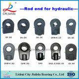 Extremo de Rod hidráulico del exportador del rodamiento de China para la grúa y el vehículo (GK110NK)
