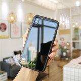 100% يتأهّل سبيكة [تيتنيوم] يليّن زجاجيّة شاشة [بروتكتوت] هاتف حالة لأنّ [إيفون] [إكس] جديدة هاتف تماما - حجم يليّن زجاج