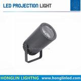 屋外の床ライト50W LEDフラッドライトをつけるLED