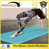 Estera de goma de la yoga de Procircle Natual antirresbaladiza
