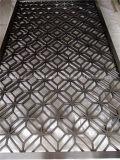 De binnen & OpenluchtDecoratie van de Deur van het Roestvrij staal