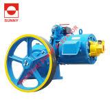 Motore innestato per 5person lasciato (SN-TMYJ125, 400kg, 0.65-1m/s)