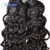 Выдвижения волос девственницы Weave волос пачек человеческих волос бразильские