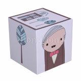 Kundenspezifischer steifer Verschachtelungs-Geschenk-Kasten für das Kind-Spielwaren-Verpacken