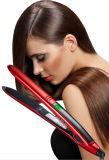 Ferro 2017 liso cerâmico de Digitas LCD das placas do Straightener do cabelo