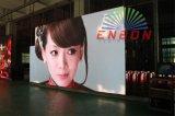 Im Freien beweglicher Stadium P6.25 LED-Innenschaukasten/bekanntmachen Bildschirm