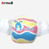 Produtos descartáveis de Tailândia do fornecedor do tecido do bebê do tecido super do bebê de Softcare