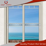 De multi Schuifdeur van het Glas van het Aluminium van Kleuren Frame Aangemaakte