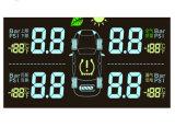 VA-LCD mit Schwarz-Schablone Backguound LCD Bildschirmanzeige-Baugruppen-Panel