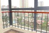 Конструкция решетки балконами из кованого железа поручни для веранда для продажи