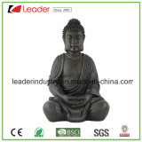 Estátua do jardim do Buddha de resina decorativa para decoração interior e exterior