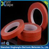 Rote Farben-selbsthaftendes Hochtemperaturkreppband für Farbanstrich