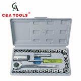 40 PCS Reparing Conjunto de herramientas de toma de conjunto de herramientas