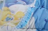 Baby-Produkt-chinesischer Lieferanten-bewegliches faltbares Baby-Bett-Arbeitsweg-Moskito-Netz